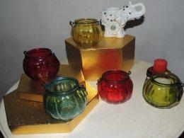Luminárias coloridas.JPG